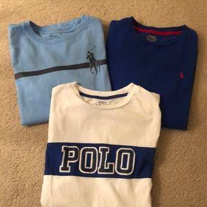 Polo Ralph Lauren T-shirts set of 3